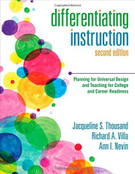 Differentiating Instruction: Planning for Universal Design