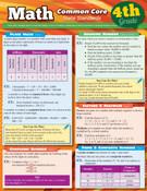 Math Common Core State Standards: 4th Grade