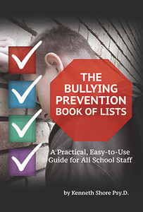 Bullying Prevention Book Of Lists