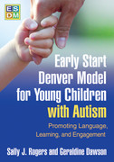 Early Start Denver Model for Young Children with Autism - cover