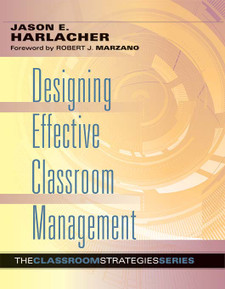 Designing Effective Classroom Management, cover