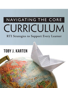 Navigating the Core Curriculum cover
