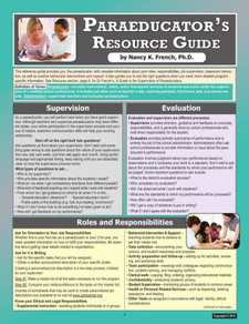 Paraeducator's Resource Guide (2nd ed.)
