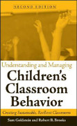 Understanding and Managing Children's Classroom Behavior: