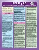 ADHD y LD: Estrategias para el salon de clases al alcance de su mano