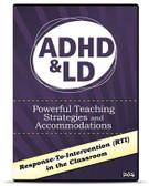 ADHD & LD: Powerful Teaching Strategies and Accommodations (K-8)