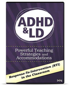 ADHD & LD: Powerful Teaching Strategies and Accommodations (K-8)