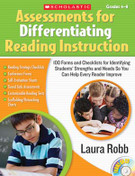 Assessments for Differentiating Reading Instruction:
