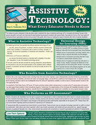 Assistive Technology: What Every Educator Needs to Know cover