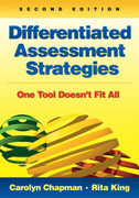 Differentiated Assessment Strategies: One That Doesn't Fit All