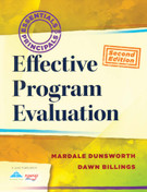 Effective Program Evaluation (2nd ed.)