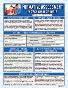 Formative Assessment in Secondary Schools