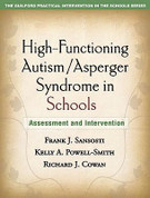 High-Functioning Autism/Asperger Syndrome in Schools: