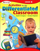 Activities for the Differentiated Classroom, Kindergarten