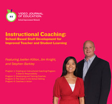 Instructional Coaching: School-Based Staff Development