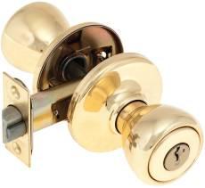 Kwikset 400t entry knob - Standard interior door replacement key ...