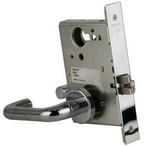 Schlage L9080 - Heavy Duty Mortise Lockset -Storeroom