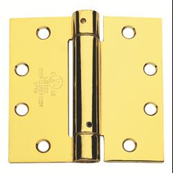 For medium to heavy weight door