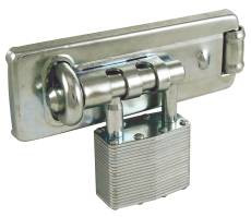 ANVIL MARK HASP LOCK