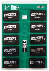 10 key hiders per card