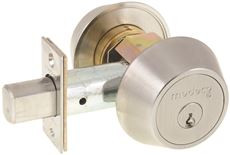 Medeco Double cylinder Deadbolt Freedom keyway