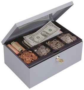 MMF 8201 CASH BOX
