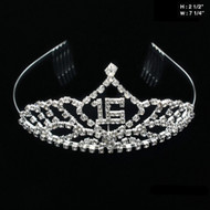 Sweet Sixteen (16) Crystal Tiara