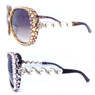 Pretty in Pearl Sunglasses