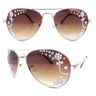 Blossom Aviator Bifocal Sunreaders