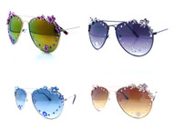Bloom Aviator Sunglasses