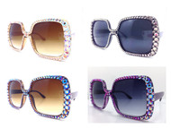 Retro Jackie O Sunglasses