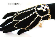 Crystal Cross Hand Chain-1005