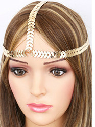 Royal Diva Head Chain