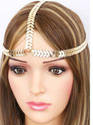 Royal Diva Head Chain