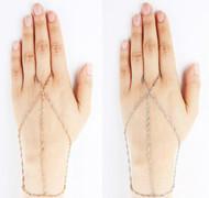 Tri Diva Hand Chain 231