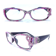 Regal Reading Glasses- Pink Ribbon