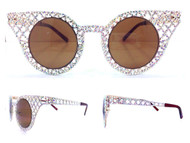 Divente Cateye Sunglasses