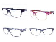 Smart Aleck Reading Glasses