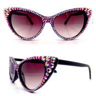 Crystal Cateye Bifocal Sunreaders