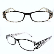 Fierce Leopard Reading Glasses