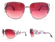 Flower Petal Sunglasses