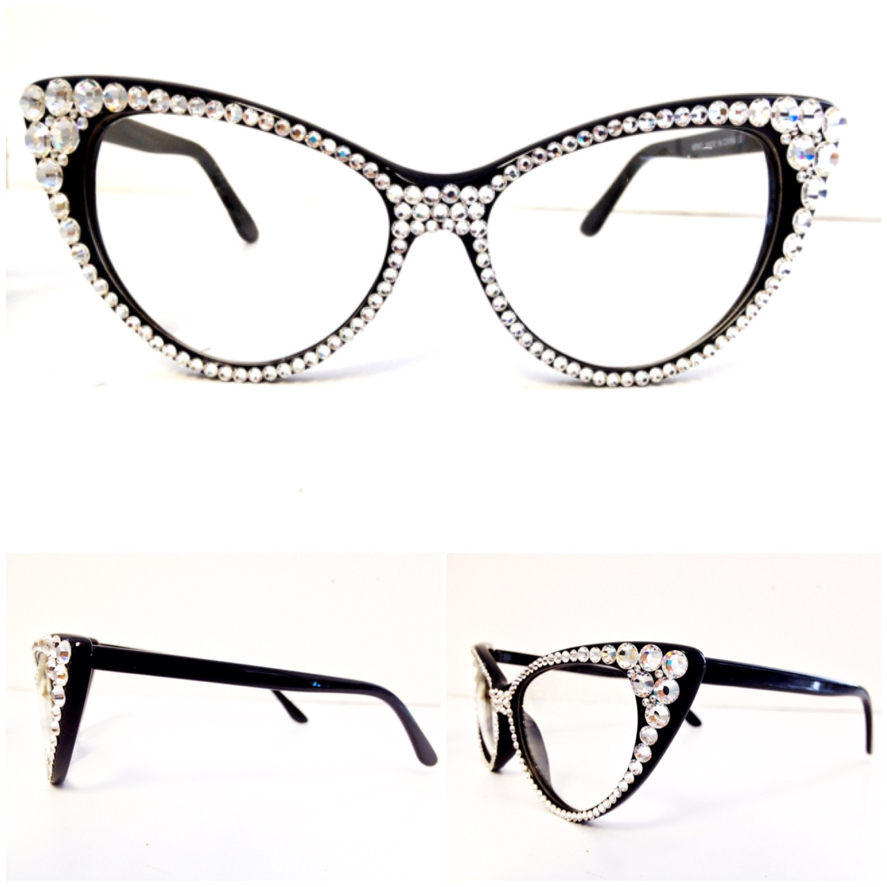 Cat Eyeglass Frames : Cats With Glasses - Viewing Gallery