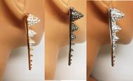 8 Spikes Earring