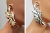 Mini Erykah Badu Wing Earrings
