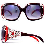 Red AB Bugatti Sunglasses