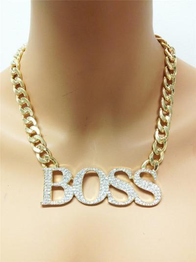 Gold Boss