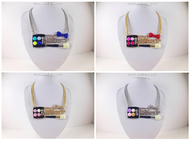 I Do Makeup Palette Necklace (Multiple colors!)