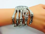 Skeleton Hand Bracelet