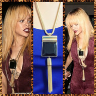 Riri Tassel Necklace
