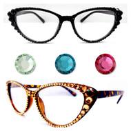 Midi Cateye Reading Glasses